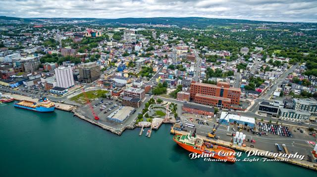 Air Newfoundland - St John's