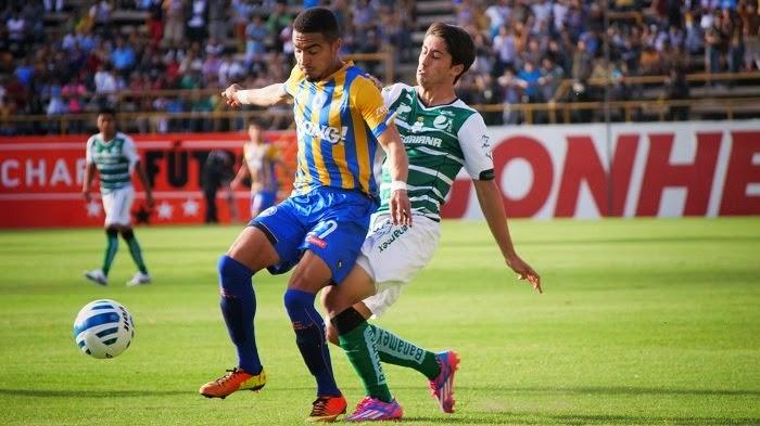 Santos vs San Luis en vivo