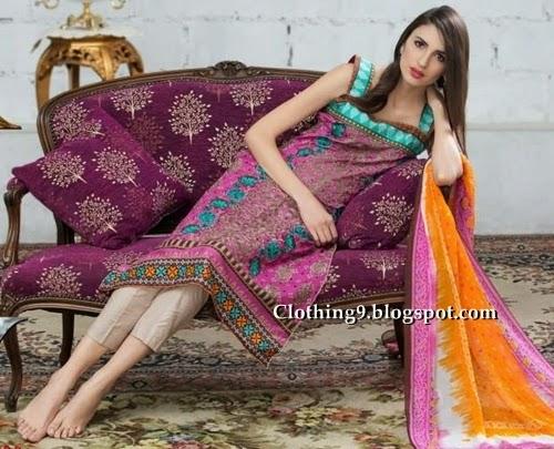 Shariq Feminine Designer Summer Catalog