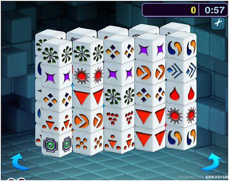 Freegamezcity: Mahjong Dimension 2 Funny Games Mahjong Dimension 3d