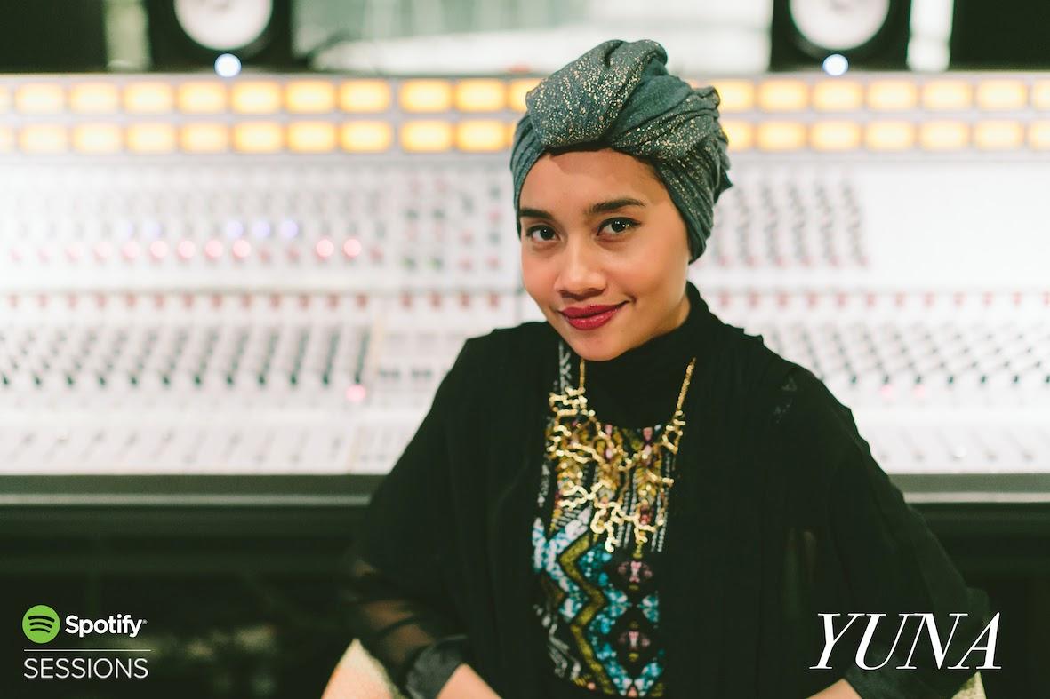 Yuna Spotify Session