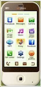 MyPhone TW1 GPRS MMS Manual Settings For Globe Smart and Sun