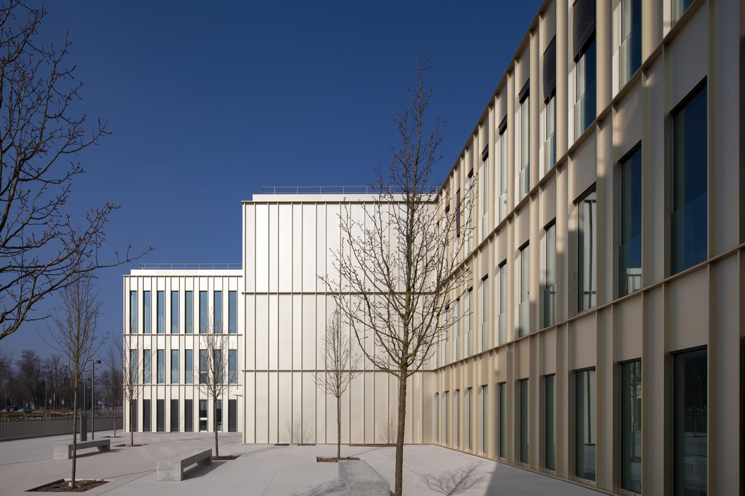 A f a s i a david chipperfield architects for Chipperfield arquitecto