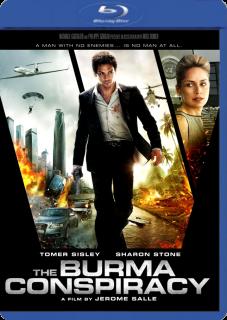 Caratula Largo Winch: Conspiración en Birmania película brrip latino 2011