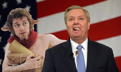 Lindsey Graham wife funny