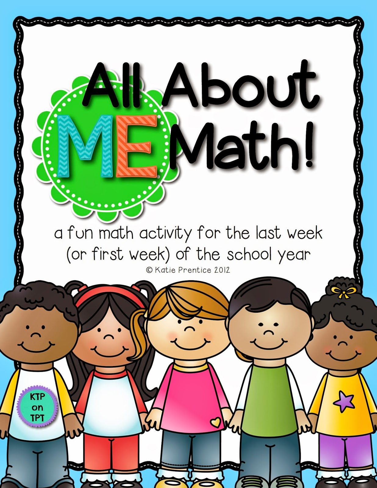 http://www.teacherspayteachers.com/Product/All-About-Me-Math-217176