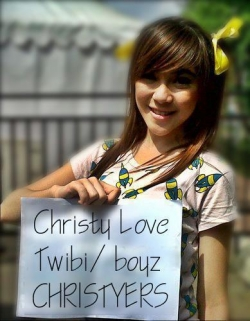 Blogs World: Profil Singkat Dan Koleksi Foto Christy Chibi