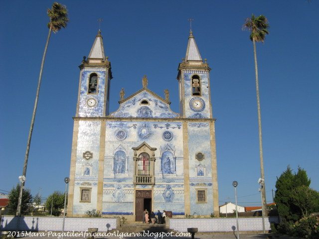 Cortegaça church