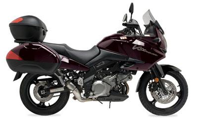 trend motorcycle bike  Suzuki V Strom 1000 SE Touring  2009