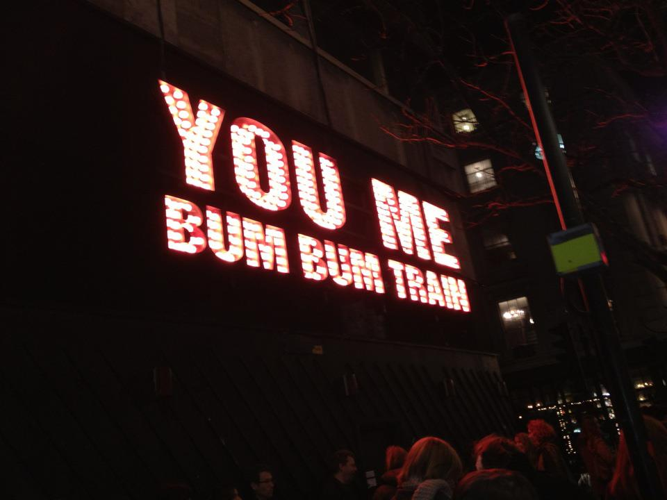 You Me Bum Bum Train
