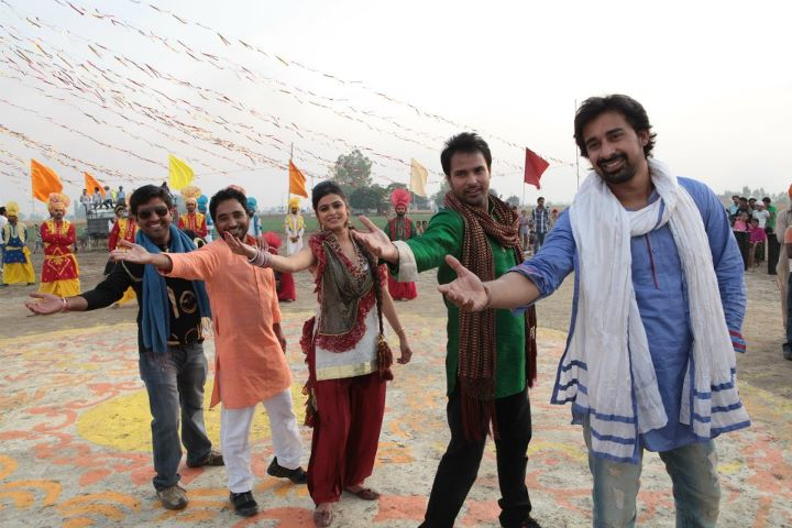 Amrinder Gill Taur Mitran di 2012 Movie