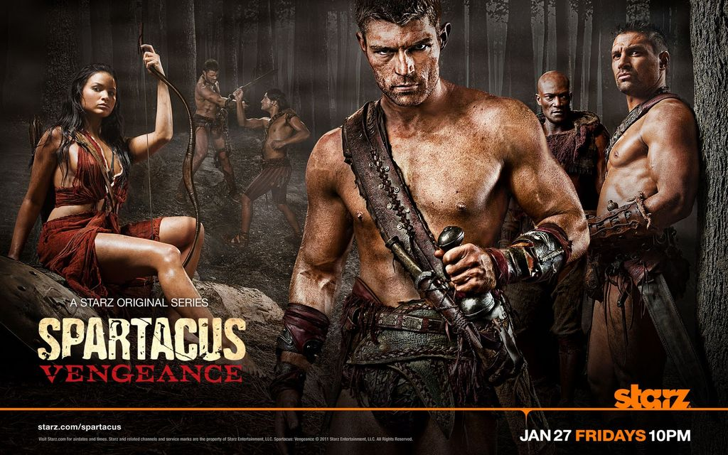 spartacus vengeance searson 2