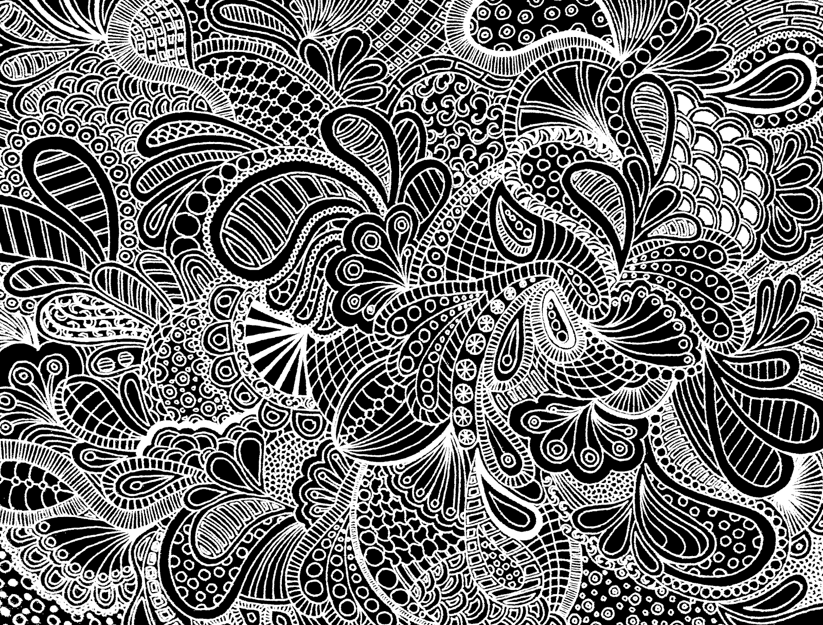 My Huge ZenDoodle