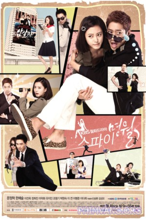 Spy Myung Wol - Beautiful Spy 2011 - Tập 18/18