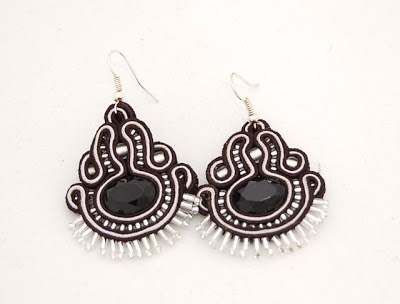 sutasz kolczyki soutache earrings 8