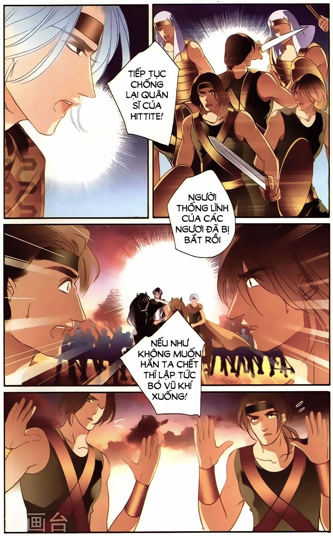 Sủng Phi Của Pharaoh Chap 63 - Trang 17