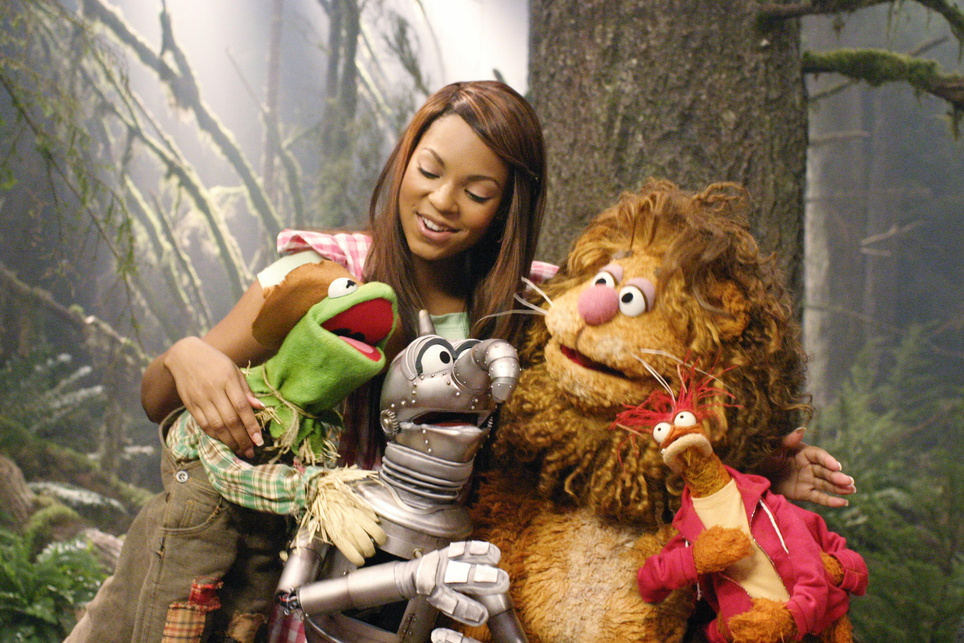 The Royal Blog of Oz: Revisiting The Muppets' Wizard of Oz