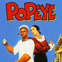 Robin Williams en 'Popeye' (1980)