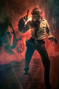 Cảnh Sát Người Sói - 2014