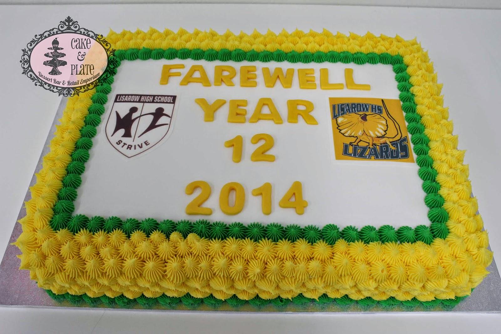 School Cakes for 2014  sc 1 st  Cake u0026 Plate - Blogger & Cake u0026 Plate: 2014