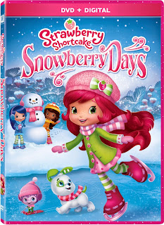 Strawberry Shortcake Snowberry Days