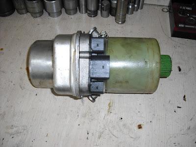 ford focus elektrikli pompa