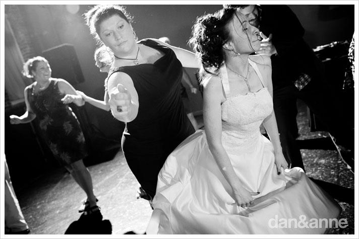 Bride spank groom