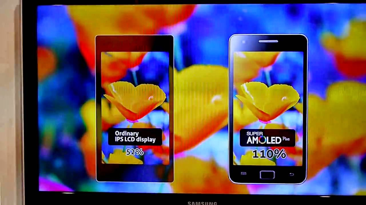 ips lcd vs super amoled