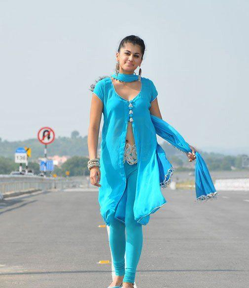 tapsee from mogudu movie