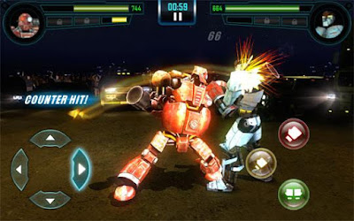 Real Steel World Robot Boxing Apk + Mod