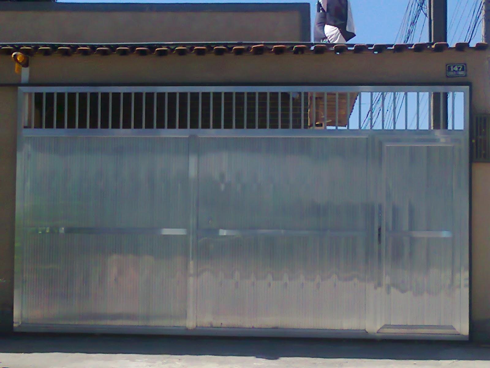 #2764A4 SERRALHERIA DEL CASTILHO RJ ZONA NORTE: Serralheria Del Castilho  496 Janelas E Portas De Aluminio Em Juiz De Fora
