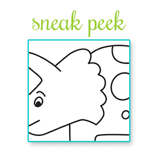 Sneak peek August  -  Newton's Nook Designs