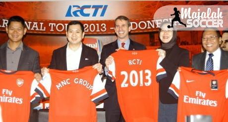 Alasan Arsenal Pilih Indonesia