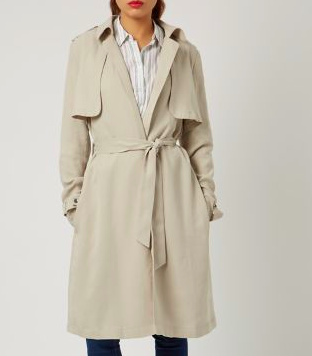 fashion trend trench coat
