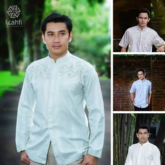 Busana Muslim Koko Kahfi Indonesia