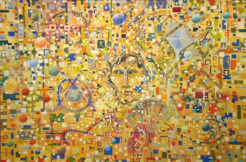 Arte do abstracionismo