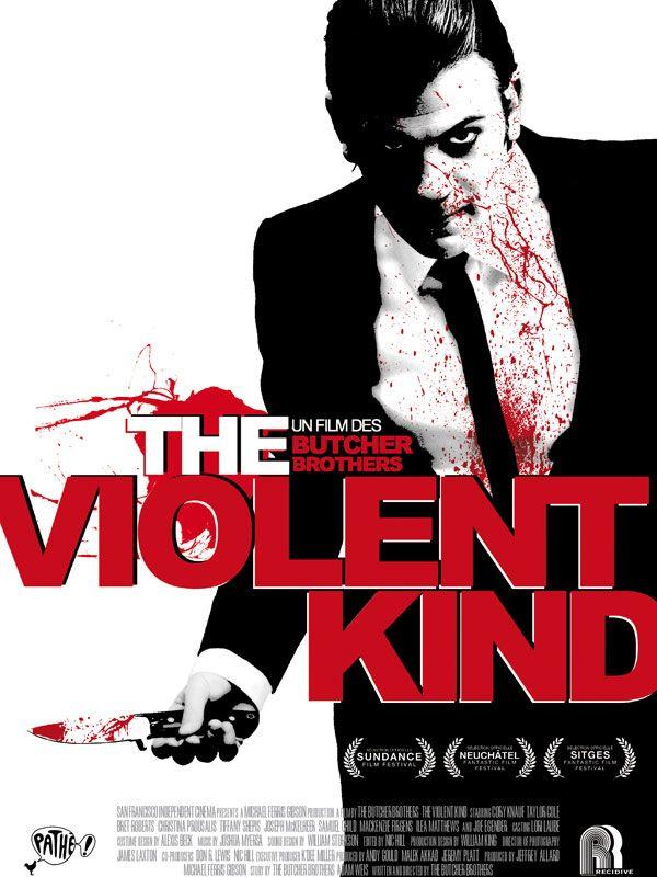 The Violent Kind affiche