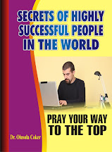 Secrets of highly successful people in the world Pray Your Way To The Top