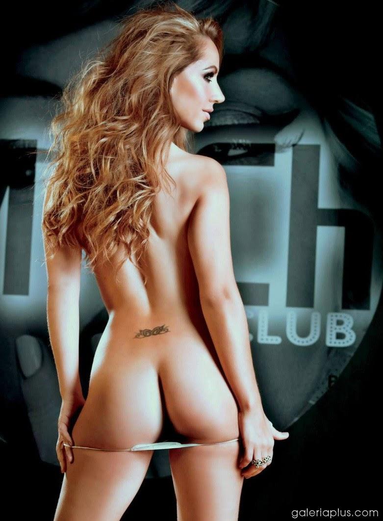 Un Pensamiento En Fotos Maya Karuna Revista Playboy M Ico