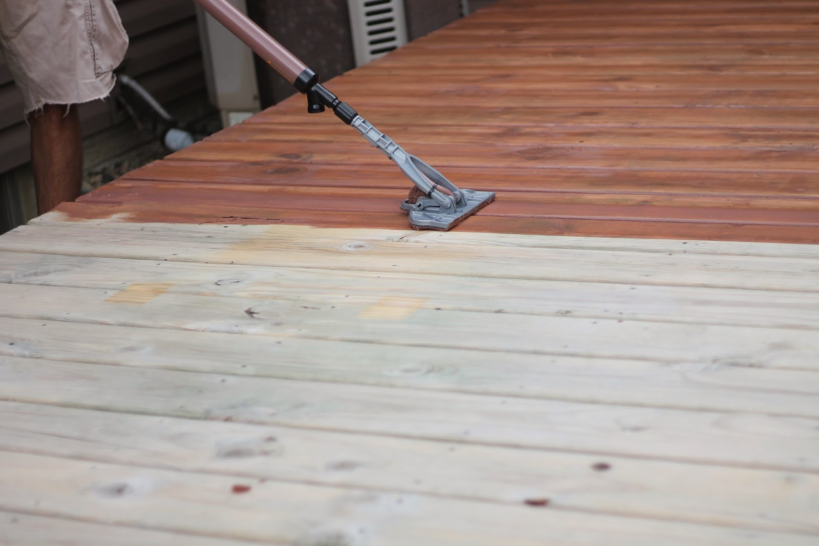 Simply Deck Care With Thompson S Waterseal Review Amp Giveaway