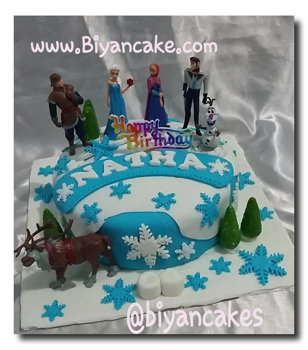 Ckue tart Frozen ~ Natha