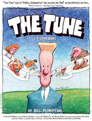 Affiche du Film The Tune de Bill Plympton