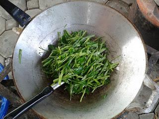 สูตร วิธี ผัดผักบุ้ง