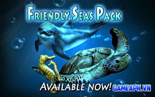 Tải Ocean HD v1.8 (Friendly Seas Pack) APK cho Android