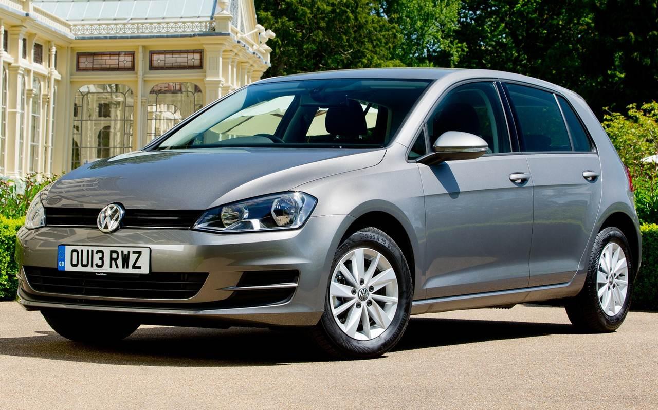 VW Golf Comfortline 2014