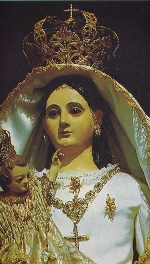 Iglesia del pueblo guanche la diosa madre en las islas for Mudanzas virgen de los reyes