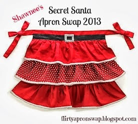 Secret Santa Apron Swap 2013