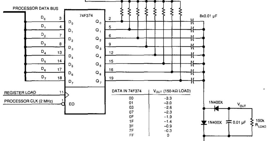 swith for diagram  simple up controlled negative voltage converter circuit diagram