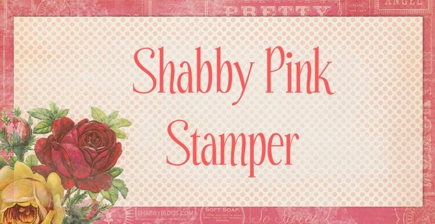 Shabby Pink Stamper