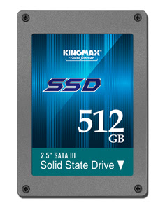 Kingmax SSD SATA III Transfer Rate